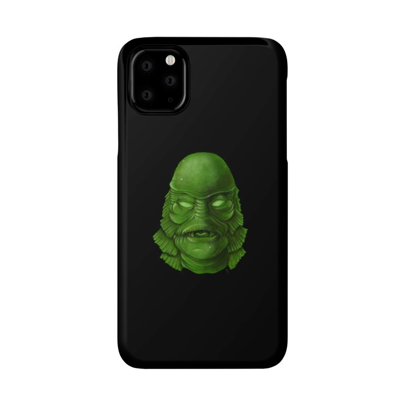 creature feature Accessories Phone Case by the twisted world of godriguezart