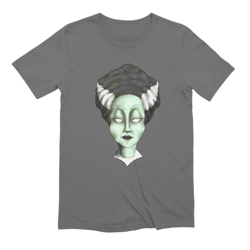the bride Men's T-Shirt by the twisted world of godriguezart