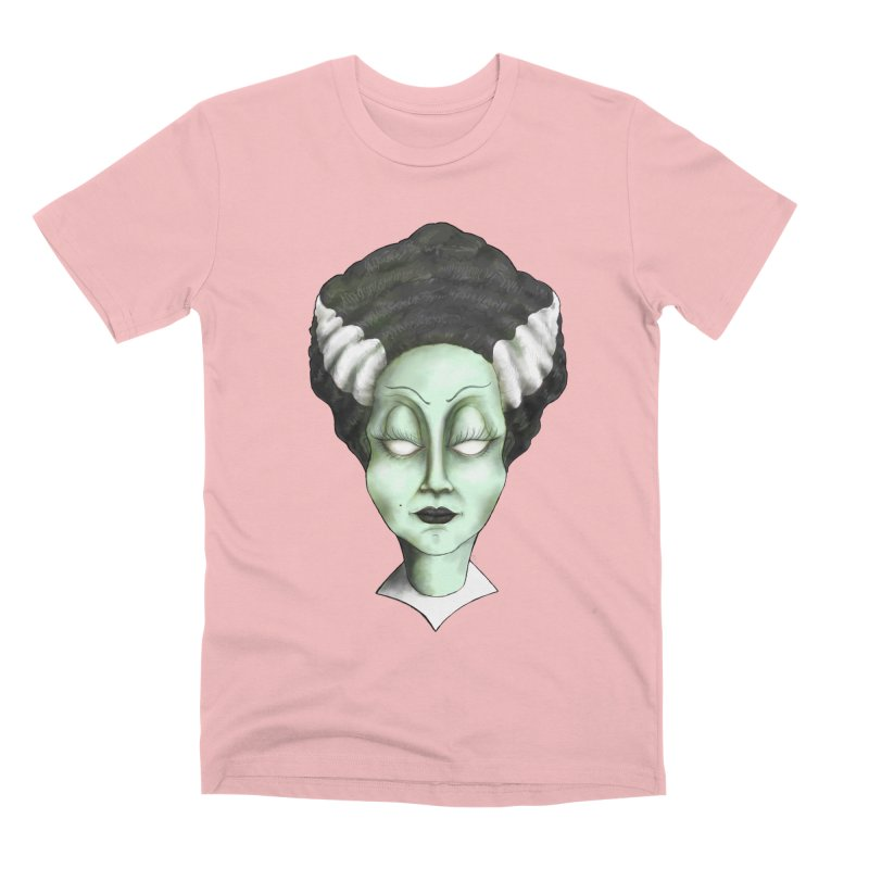 the bride Men's Premium T-Shirt by the twisted world of godriguezart
