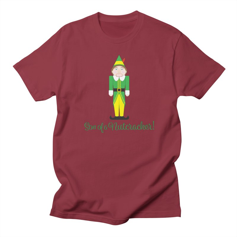 son of a nutcracker! Men's T-Shirt by the twisted world of godriguezart