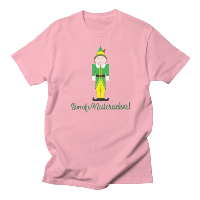 son of a nutcracker! Men's Regular T-Shirt by the twisted world of godriguezart
