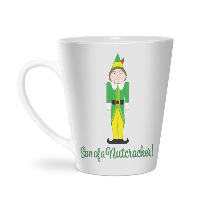 son of a nutcracker! Accessories Latte Mug by the twisted world of godriguezart
