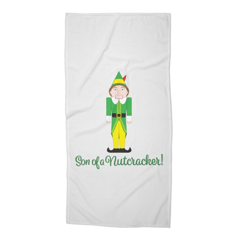 son of a nutcracker! Accessories Beach Towel by the twisted world of godriguezart