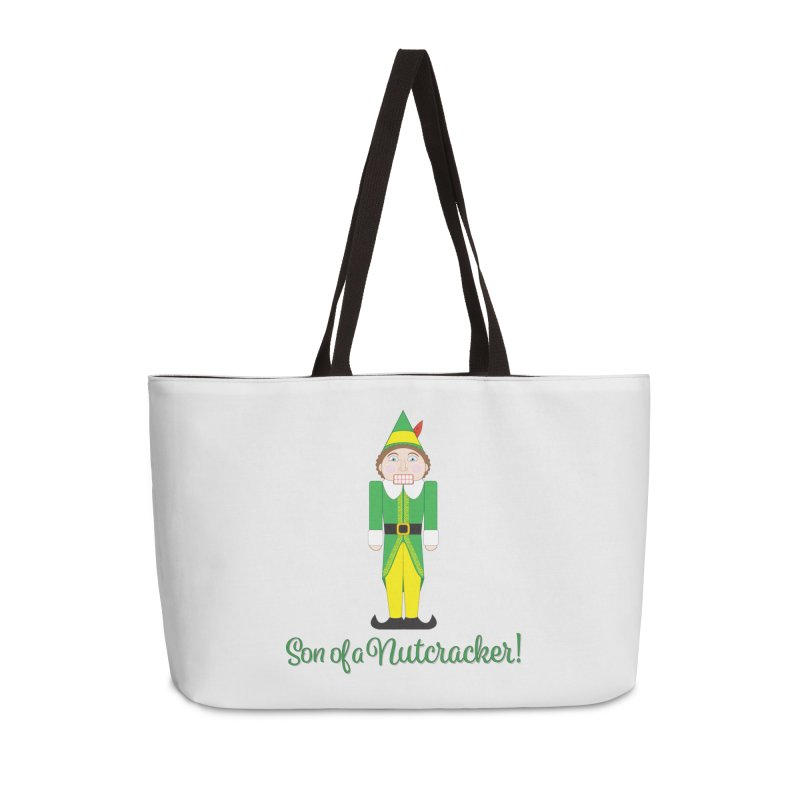 son of a nutcracker! Accessories Weekender Bag Bag by the twisted world of godriguezart