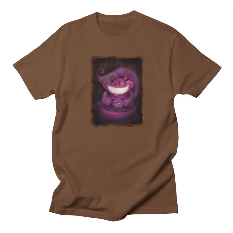 smile like you mean it Men's Regular T-Shirt by the twisted world of godriguezart