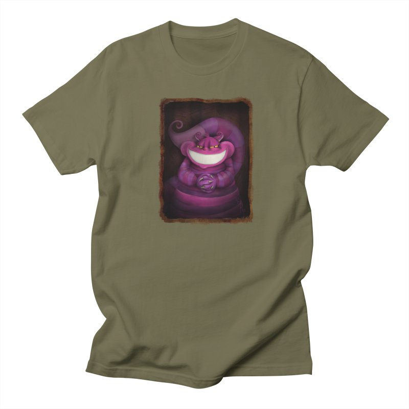 smile like you mean it Men's T-Shirt by the twisted world of godriguezart