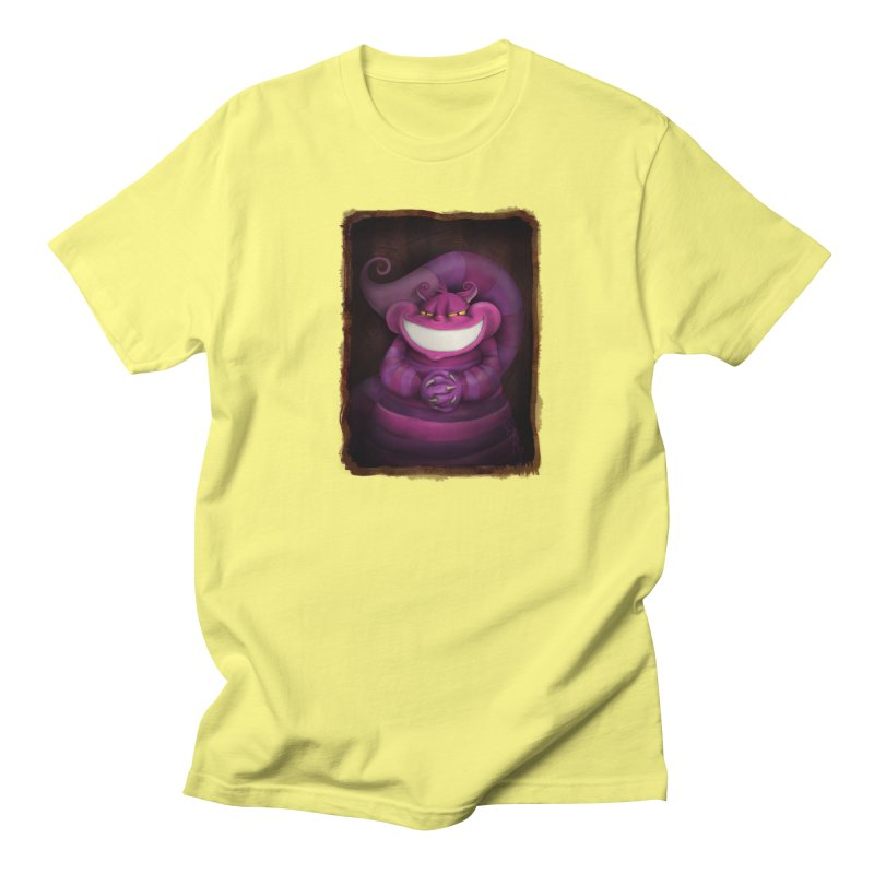 smile like you mean it Women's Regular Unisex T-Shirt by the twisted world of godriguezart