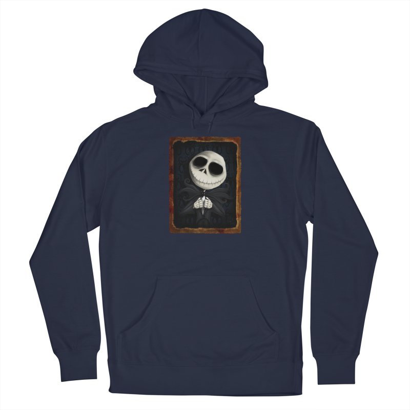 i am the pumpkin king! Men's Pullover Hoody by the twisted world of godriguezart