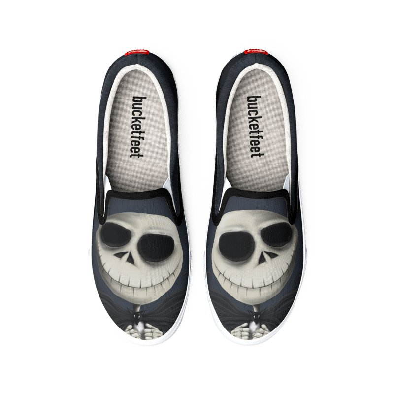 i am the pumpkin king! Men's Shoes by the twisted world of godriguezart