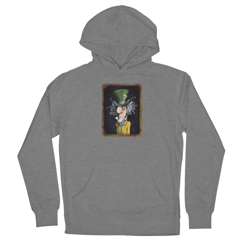 we're all mad here! Women's Pullover Hoody by the twisted world of godriguezart