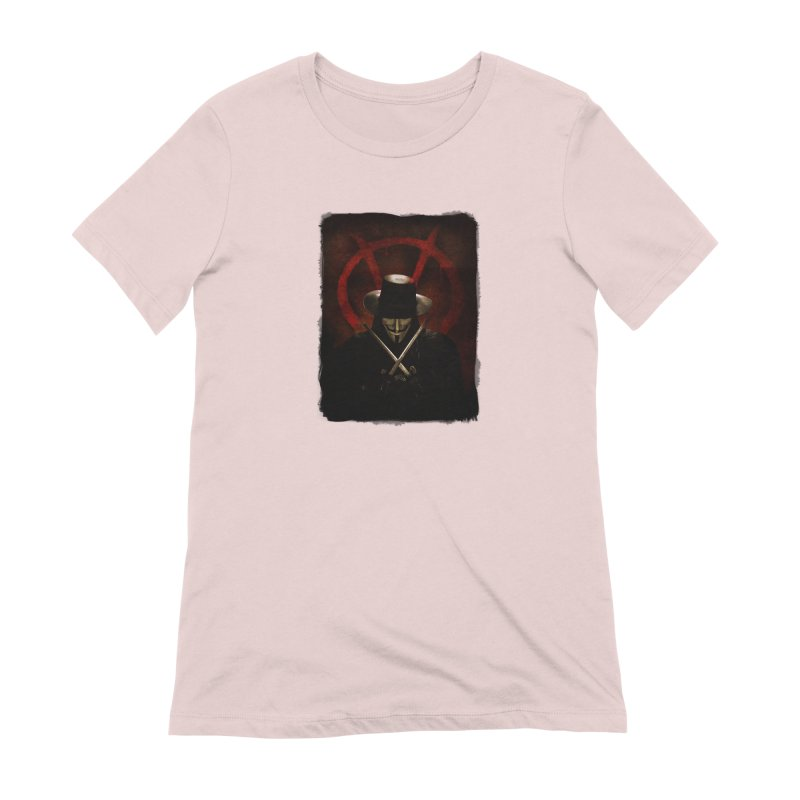 remember, remember, the fifth of november Women's Extra Soft T-Shirt by the twisted world of godriguezart