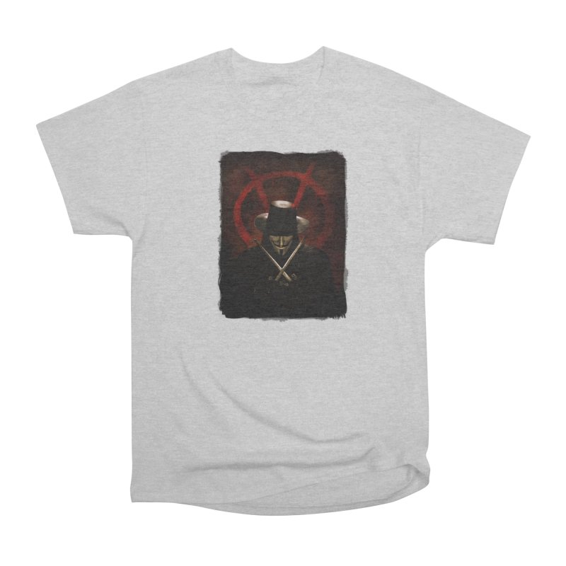 remember, remember, the fifth of november Men's Heavyweight T-Shirt by the twisted world of godriguezart