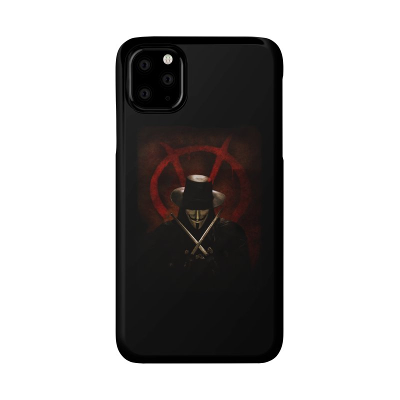 remember, remember, the fifth of november Accessories Phone Case by the twisted world of godriguezart