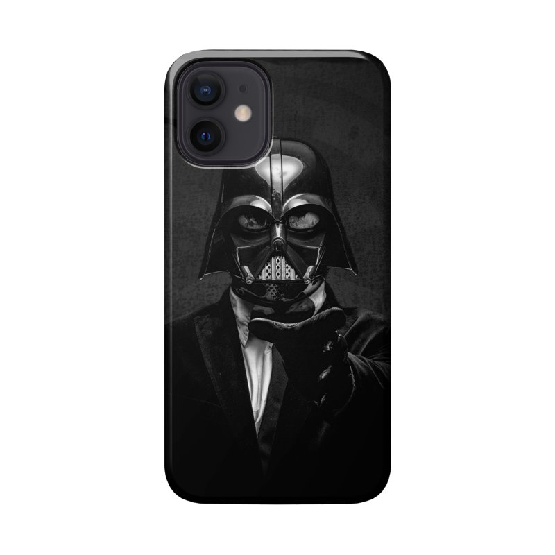 the power of the dark side Accessories Phone Case by the twisted world of godriguezart