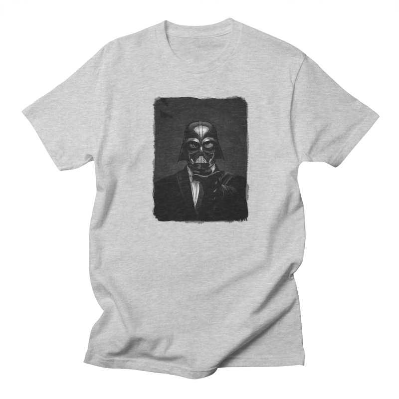 the power of the dark side Men's Regular T-Shirt by the twisted world of godriguezart