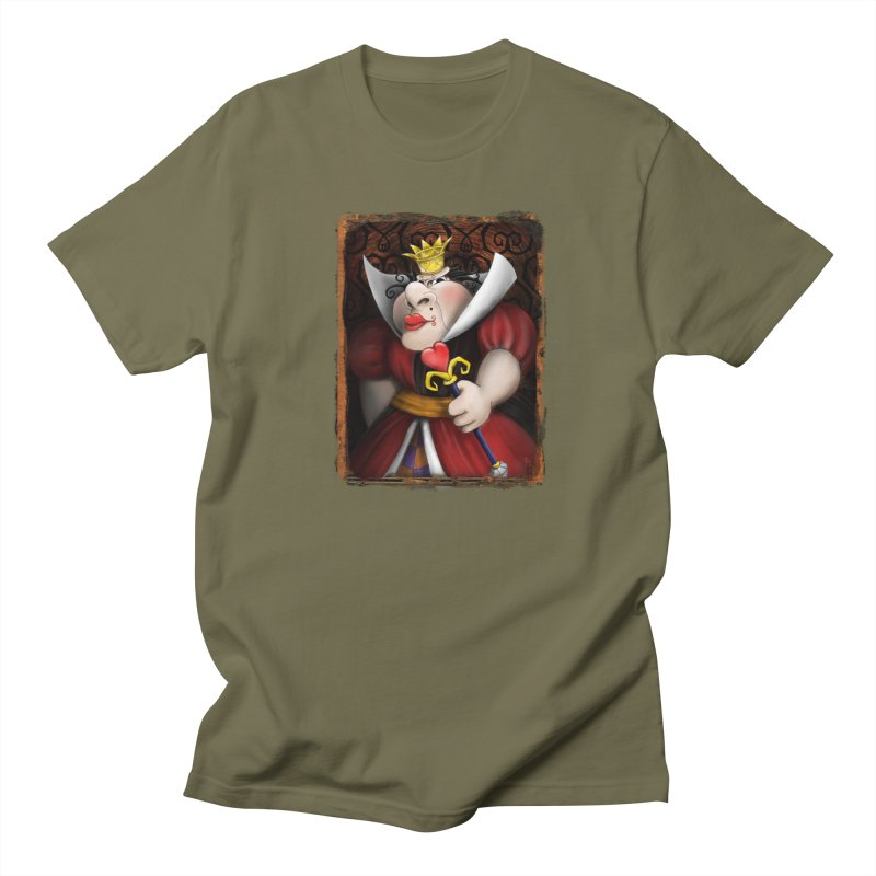 off with their heads! Women's T-Shirt by the twisted world of godriguezart
