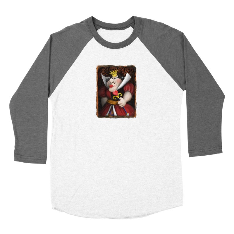 off with their heads! Women's Longsleeve T-Shirt by the twisted world of godriguezart