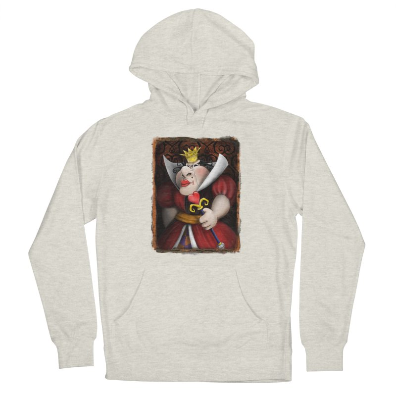 off with their heads! Men's French Terry Pullover Hoody by the twisted world of godriguezart