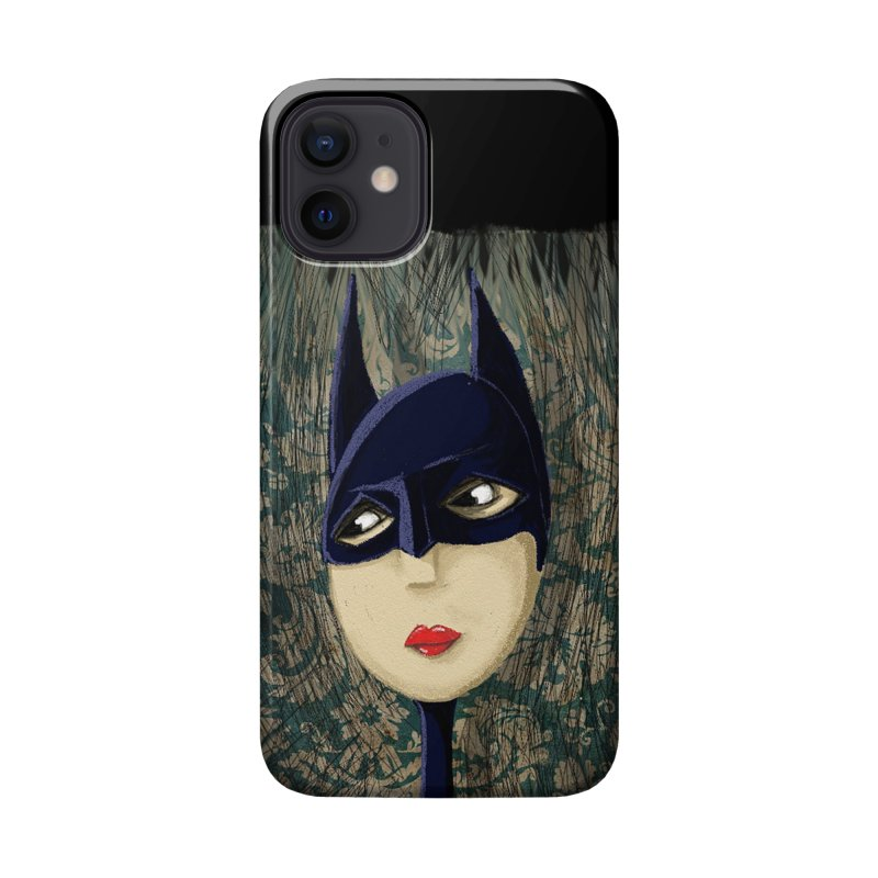 i'm batty Accessories Phone Case by the twisted world of godriguezart