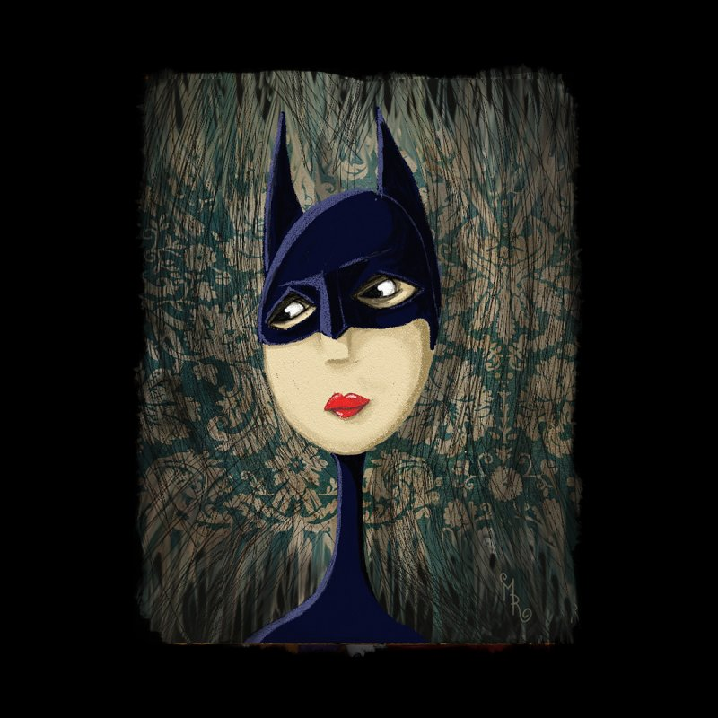 i'm batty by the twisted world of godriguezart