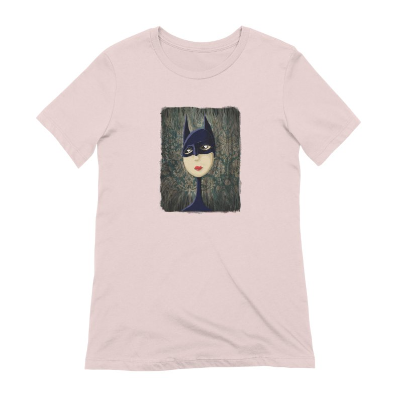 i'm batty Women's Extra Soft T-Shirt by the twisted world of godriguezart