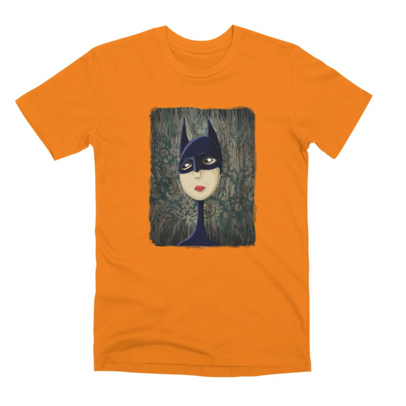 i'm batty Men's T-Shirt by the twisted world of godriguezart