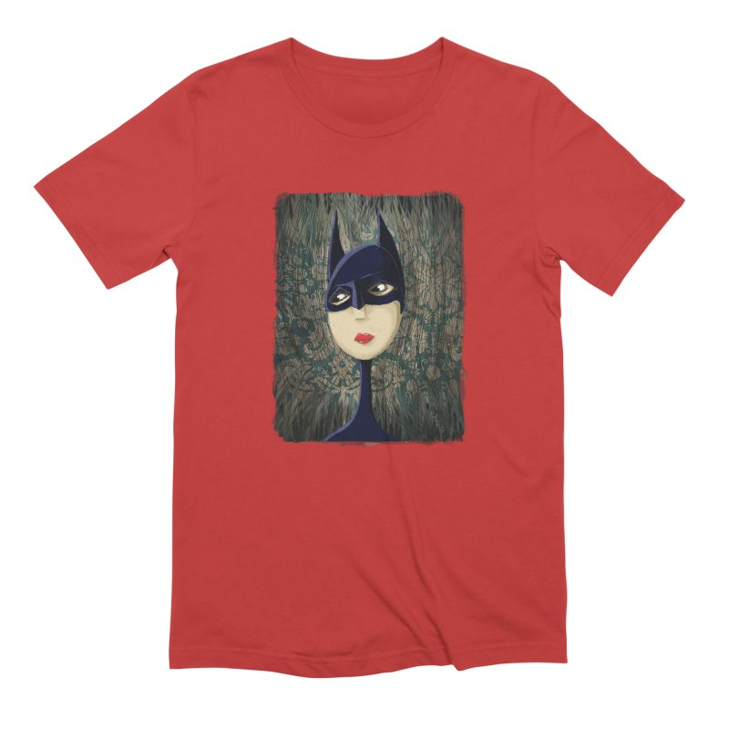 i'm batty Men's Extra Soft T-Shirt by the twisted world of godriguezart