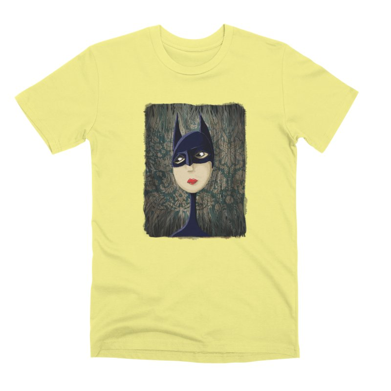 i'm batty Men's Premium T-Shirt by the twisted world of godriguezart