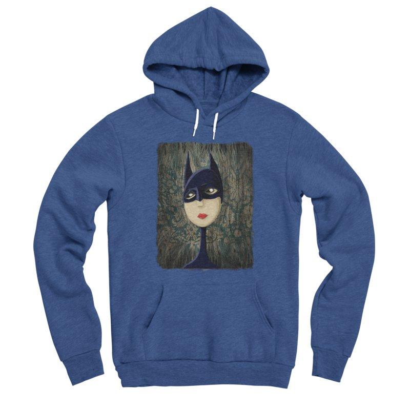 i'm batty Men's Sponge Fleece Pullover Hoody by the twisted world of godriguezart