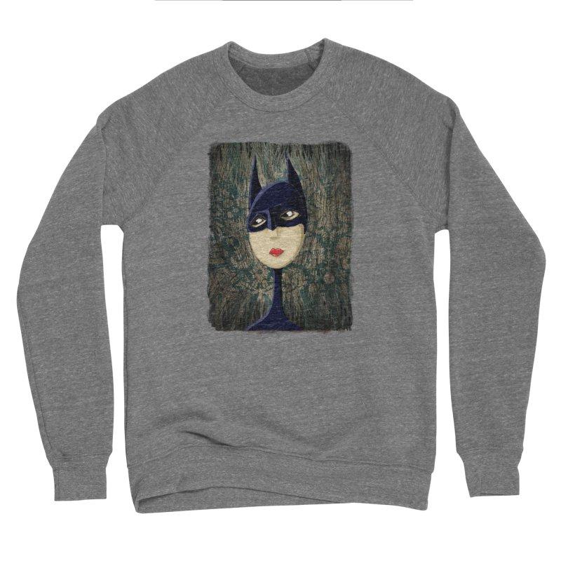 i'm batty Women's Sponge Fleece Sweatshirt by the twisted world of godriguezart