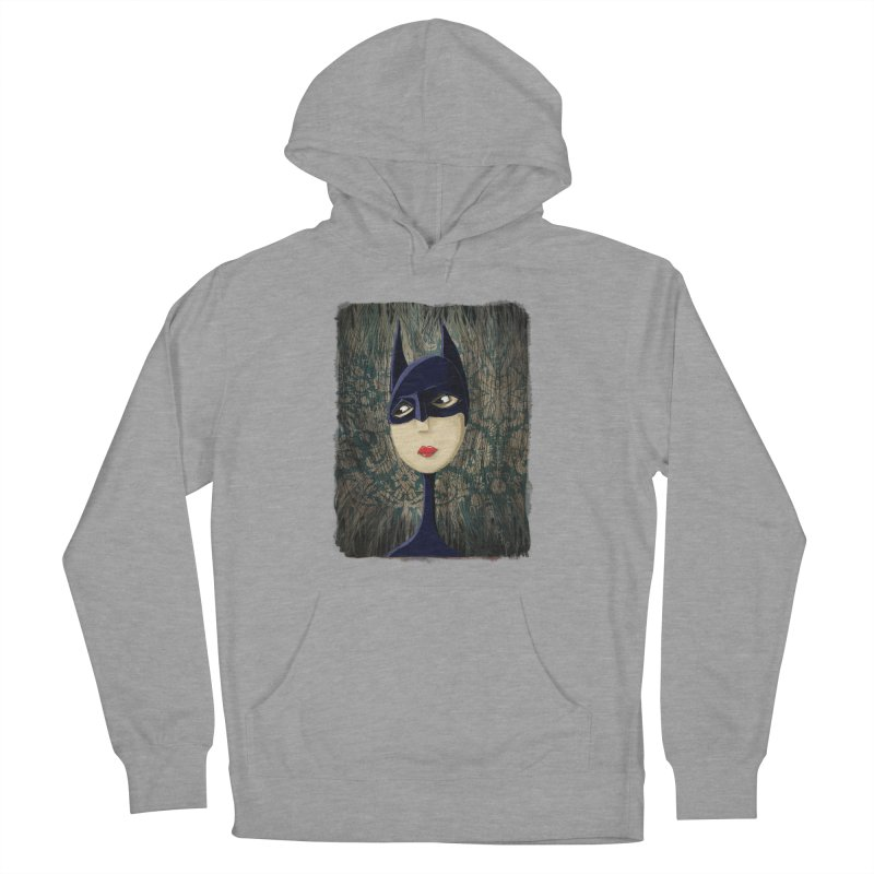 i'm batty Women's Pullover Hoody by the twisted world of godriguezart