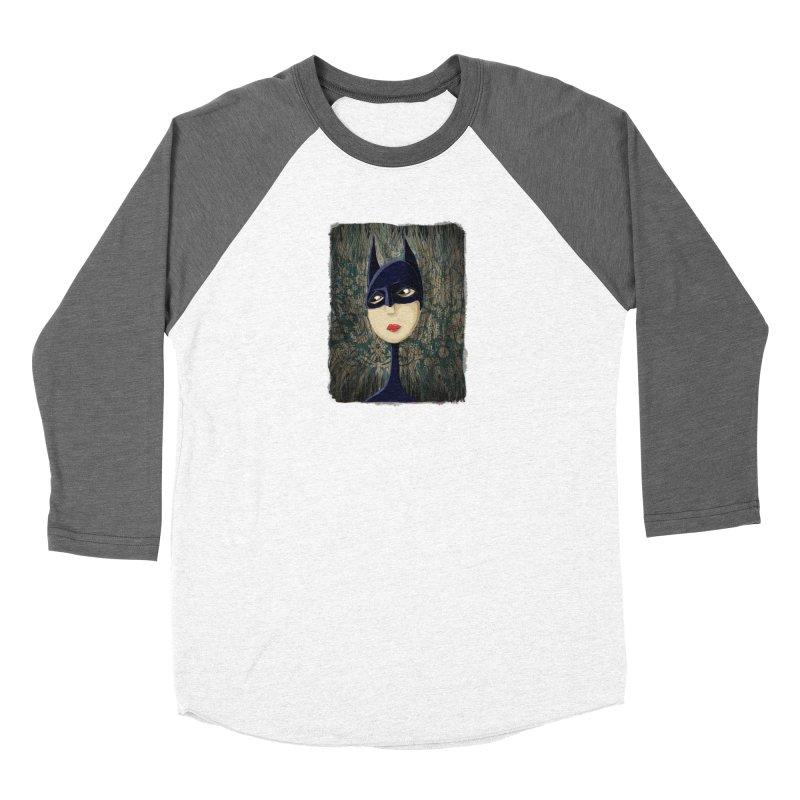 i'm batty Women's Longsleeve T-Shirt by the twisted world of godriguezart