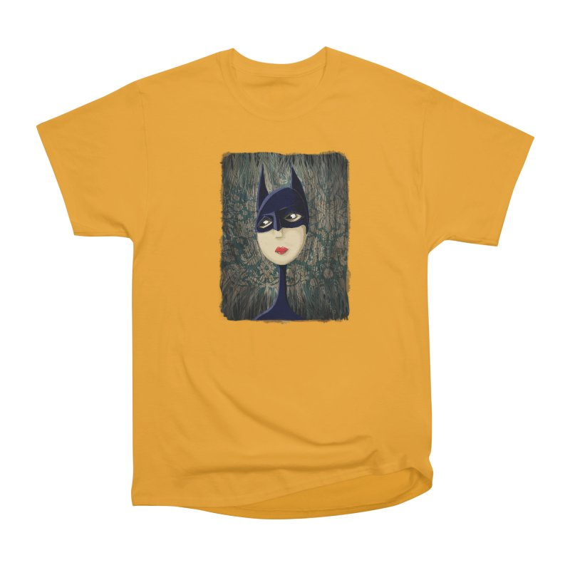 i'm batty Women's Heavyweight Unisex T-Shirt by the twisted world of godriguezart