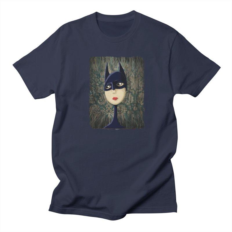 i'm batty Women's Regular Unisex T-Shirt by the twisted world of godriguezart