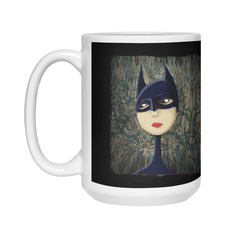 i'm batty Accessories Mug by the twisted world of godriguezart
