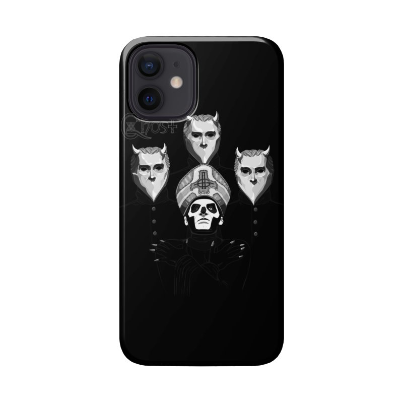 bohemian ritual Accessories Phone Case by the twisted world of godriguezart