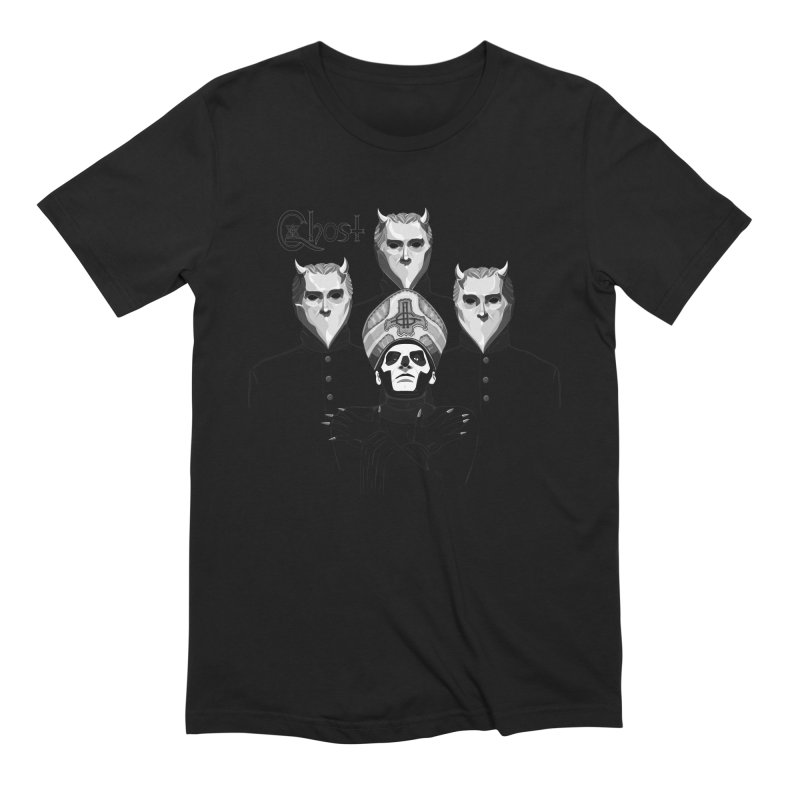 bohemian ritual Men's Extra Soft T-Shirt by the twisted world of godriguezart