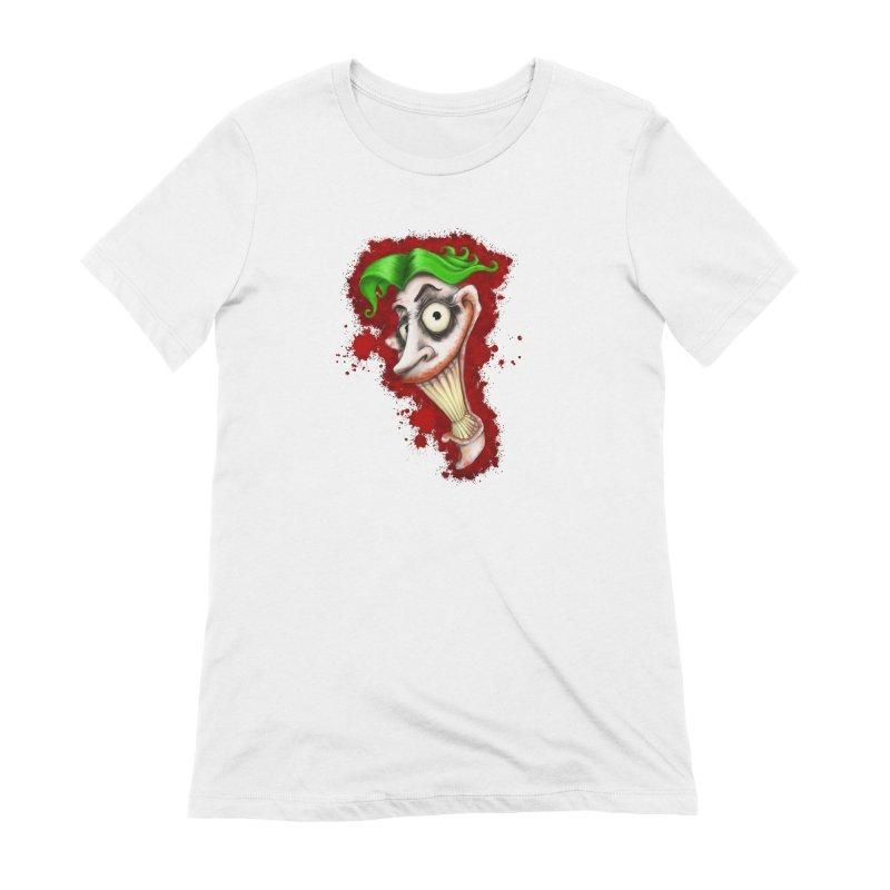 joke's on you - joker - batman Women's Extra Soft T-Shirt by the twisted world of godriguezart