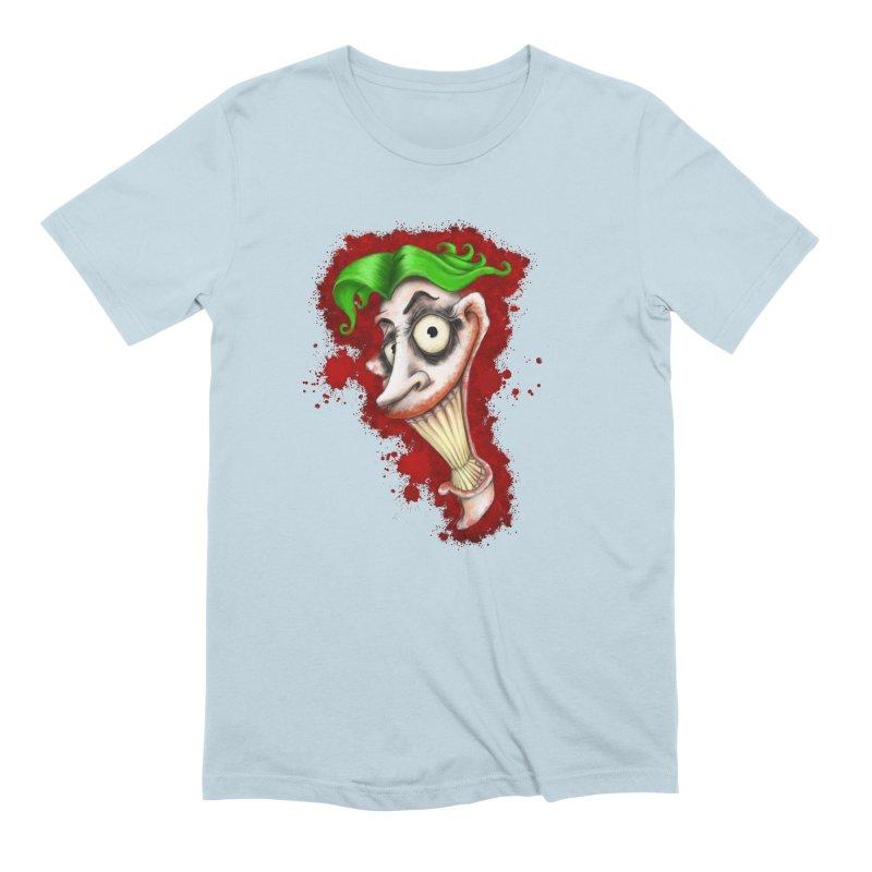 joke's on you - joker - batman Men's Extra Soft T-Shirt by the twisted world of godriguezart