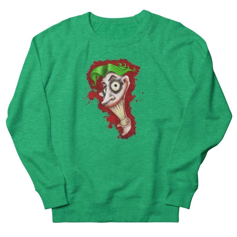 joke's on you - joker - batman Women's Sweatshirt by the twisted world of godriguezart