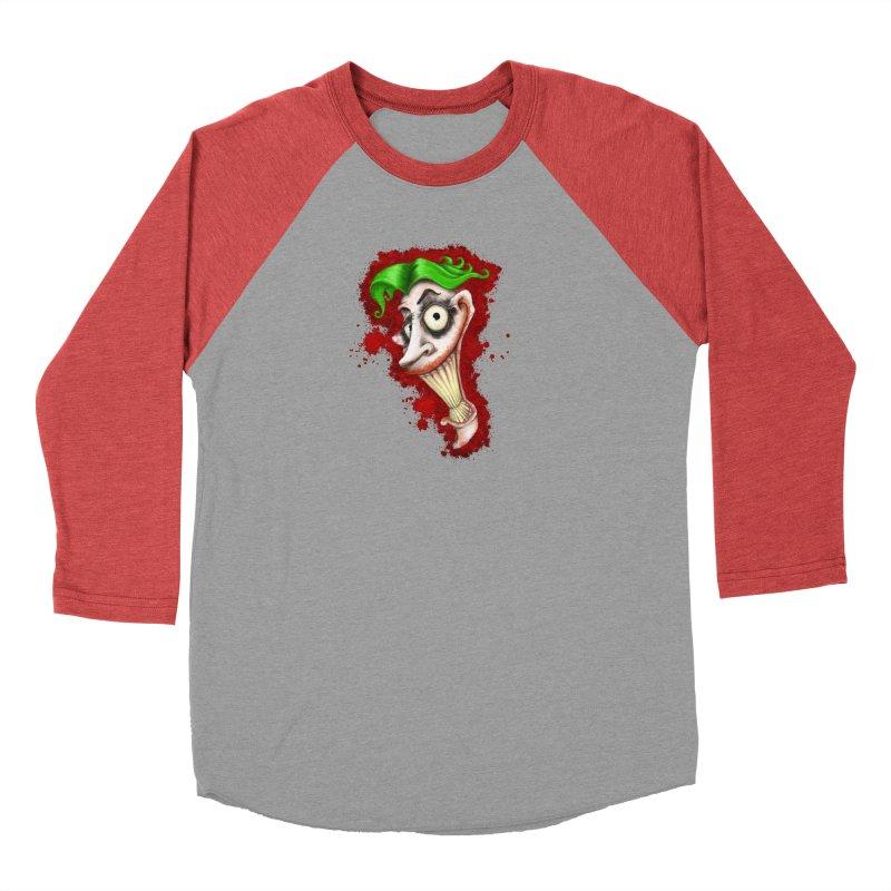 joke's on you - joker - batman Women's Longsleeve T-Shirt by the twisted world of godriguezart