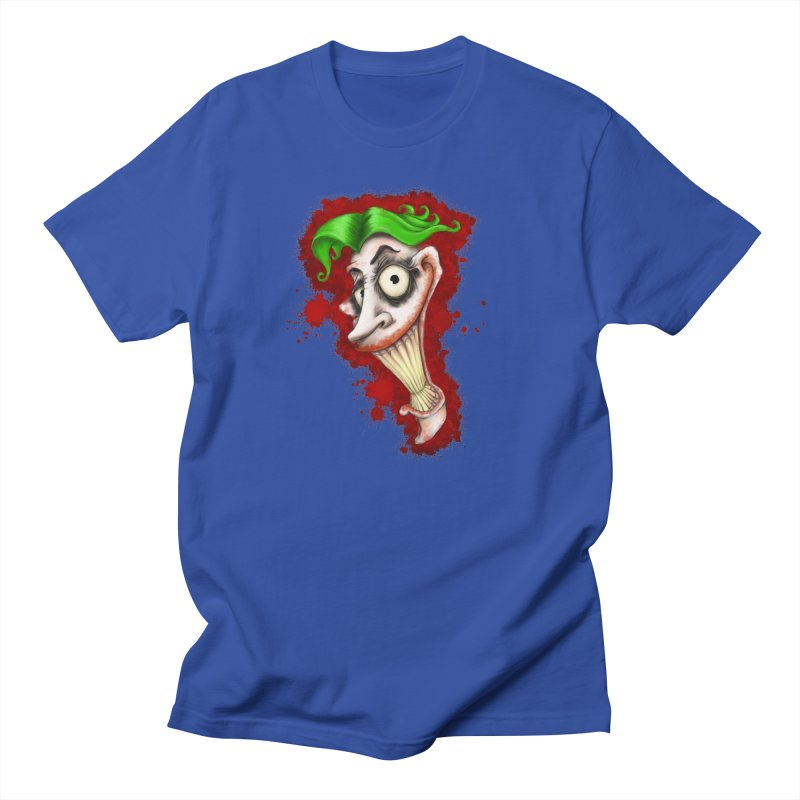 joke's on you - joker - batman Women's T-Shirt by the twisted world of godriguezart