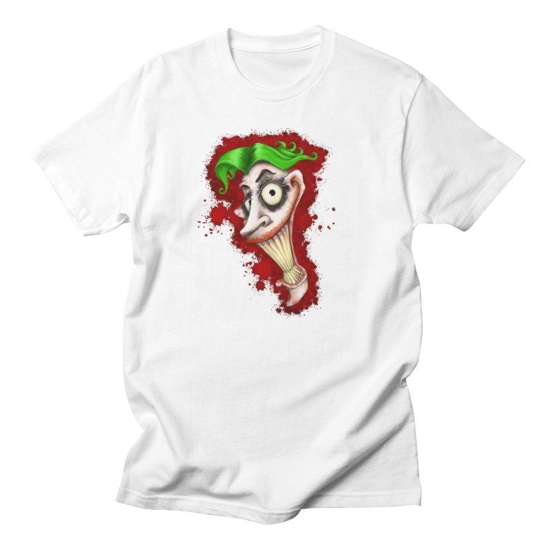 joke's on you - joker - batman Women's T-Shirt by the twisted world of godriguezart