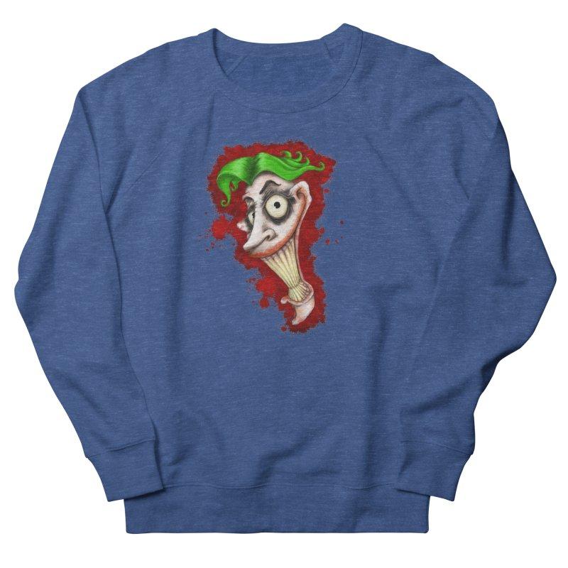joke's on you - joker - batman Men's Sweatshirt by the twisted world of godriguezart