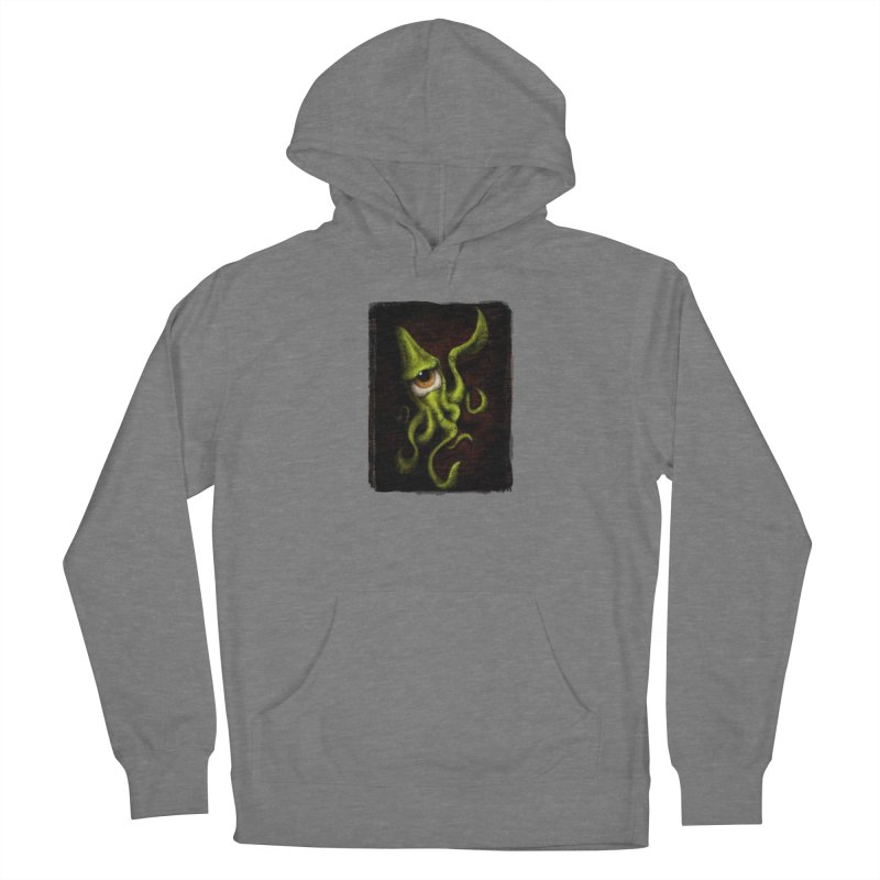 eye of cthulu Women's Pullover Hoody by the twisted world of godriguezart