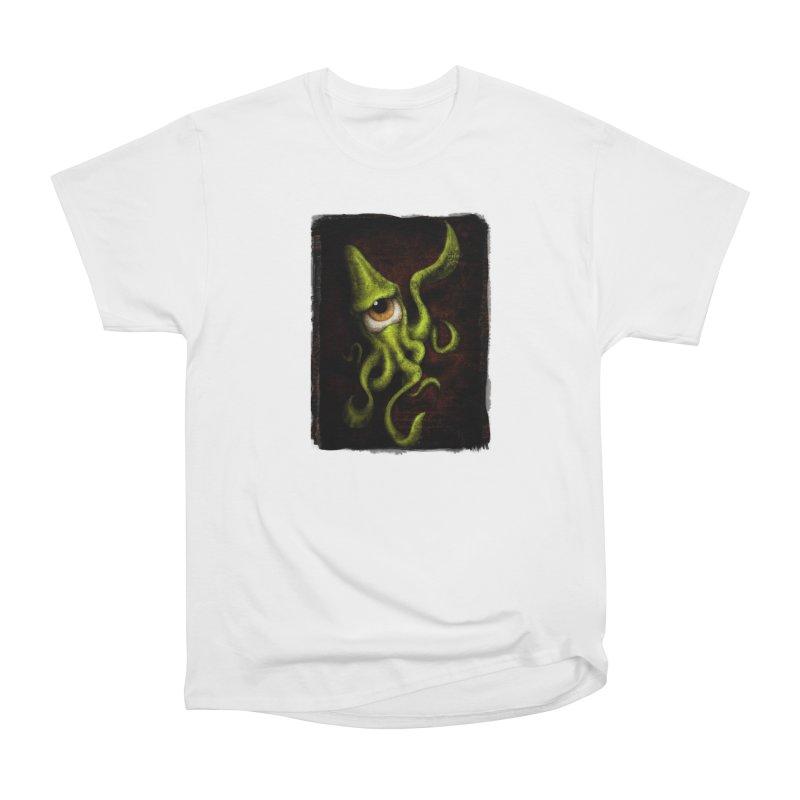 eye of cthulu Women's T-Shirt by the twisted world of godriguezart