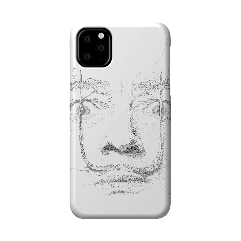 i am not mad! - salvador dali Accessories Phone Case by the twisted world of godriguezart