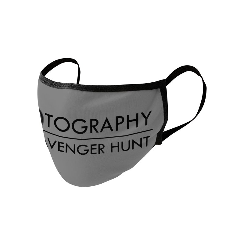 photography scavenger hunt Accessories Face Mask by the twisted world of godriguezart