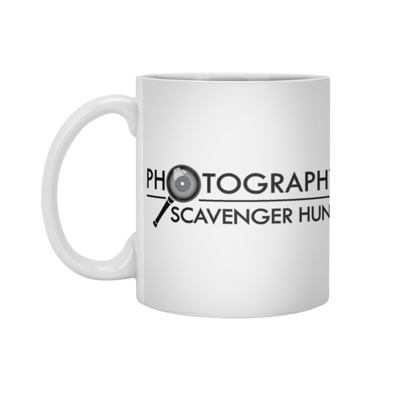 photography scavenger hunt Accessories Standard Mug by the twisted world of godriguezart