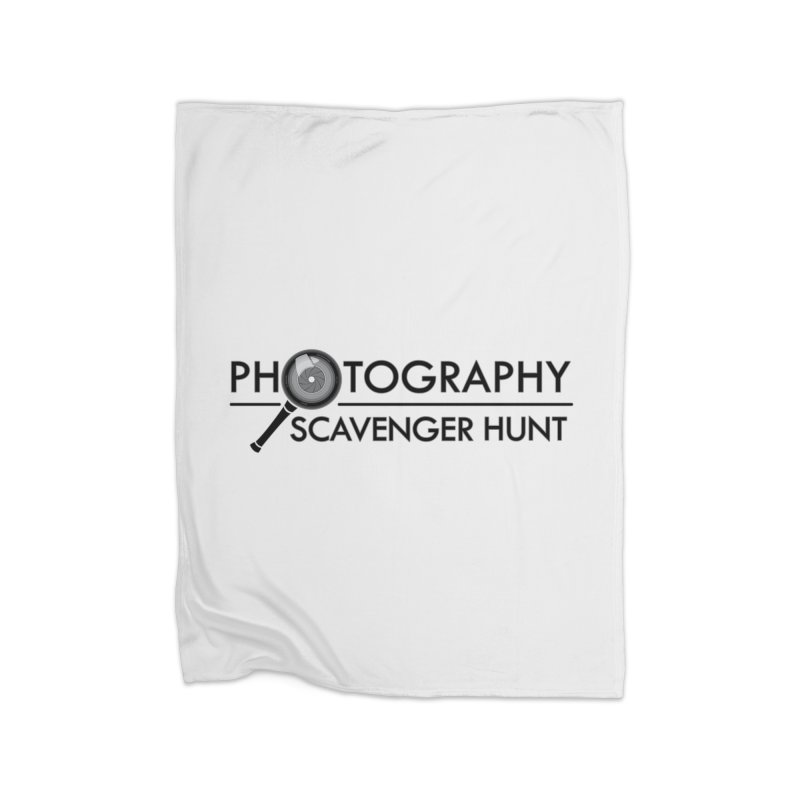 photography scavenger hunt Home Fleece Blanket Blanket by the twisted world of godriguezart